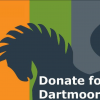 Picture of donate for dartmoor infographic