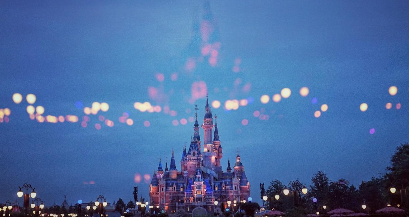 Picture of Disney world