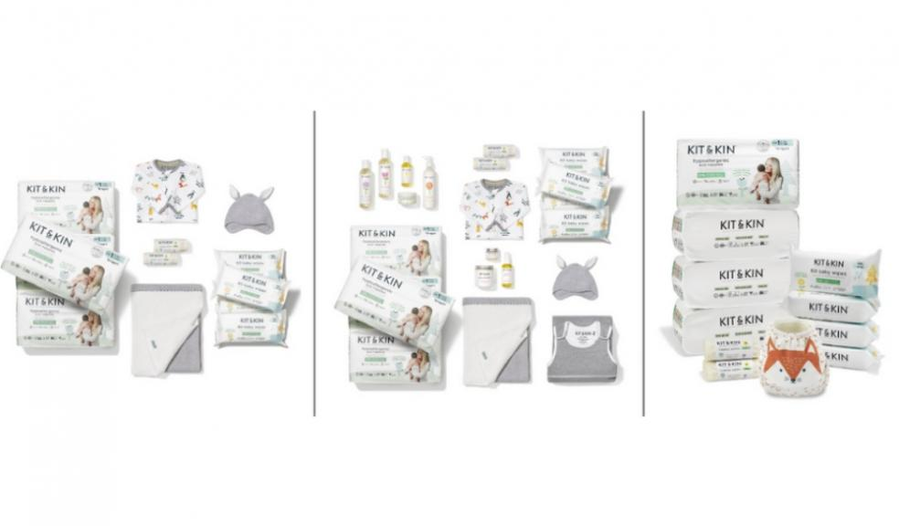 Picture of new kit and kin new baby bundles