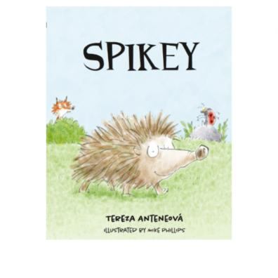 Picture of the Spikey children's book