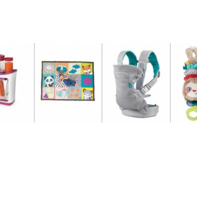 picture of infantino products for babies and happy parents