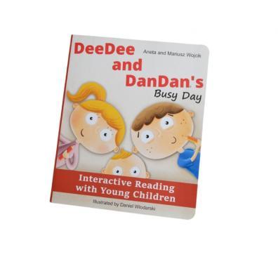 Picture of DeeDee and DanDan books