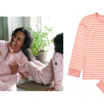 Picture of Polarn O. Pyret Launch Limited Edition Pink Stripe Collection